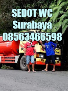 Jasa sedot wc Surabaya bima