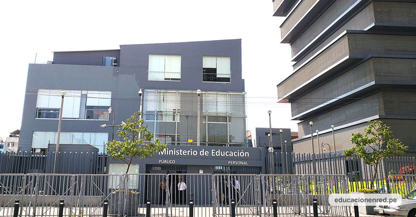 MINEDU: En Diciembre habrá nuevo aumento salarial de S/. 100 para docentes Nombrados y Contratados, informó el Ministro de Educación, Daniel Alfaro