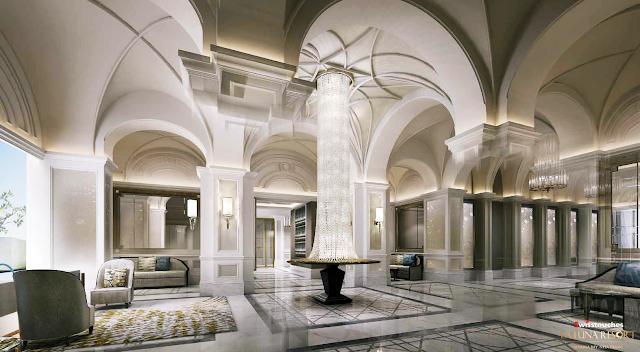thiết kế căn hộ sang trọng tiện nghi hiện đại