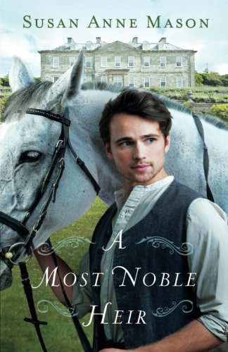 A Most Noble Heir Book Tour