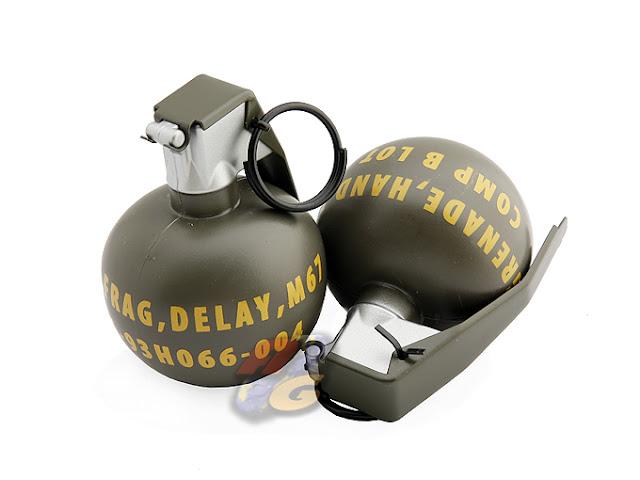 PUBG: Lựu đạn nổ Frag Grenade đa năng trong bản cập nhật mới