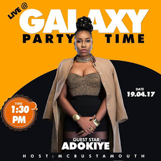 Adokiye Live on GalaxyTV