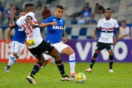 Assistir São Paulo x Cruzeiro  AO VIVO Grátis em HD 14/05/2017