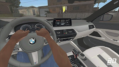 Download mod carro BMW M5 F90 para GTA San Andreas, Jogo GTA SA PC