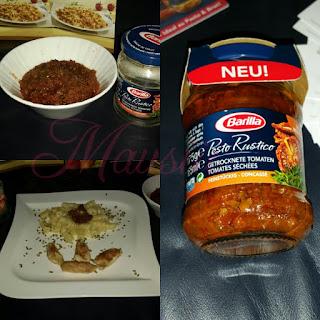 Pesto getrocknete Tomate