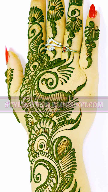 Top 50 Beautiful Mehndi Designs For Hands