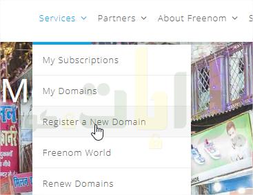 شرح بالصور طريقة حجز دومين مجانى من موقع freenom وربطه بمدونة بلوجر