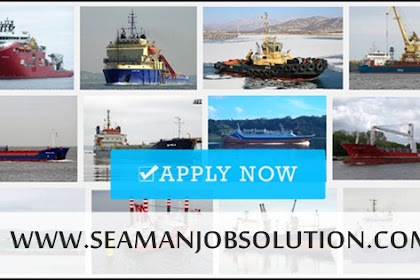 Seafarers jobs for indonesia crew officers, engineers, ratings, cadet