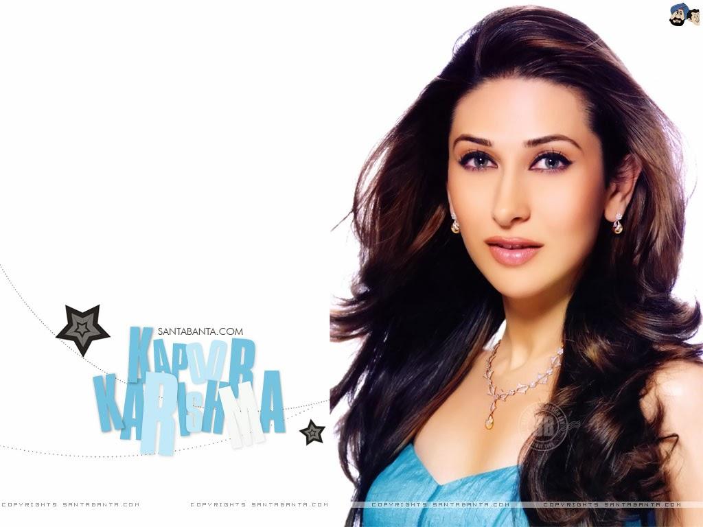 Hollywood Celebrities Karishma Kapoor Hd Wallpapers -3495