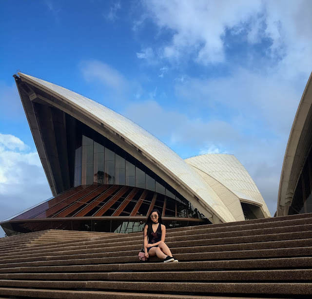 opera house stairs top 10 things to do in sydney travel guide diary