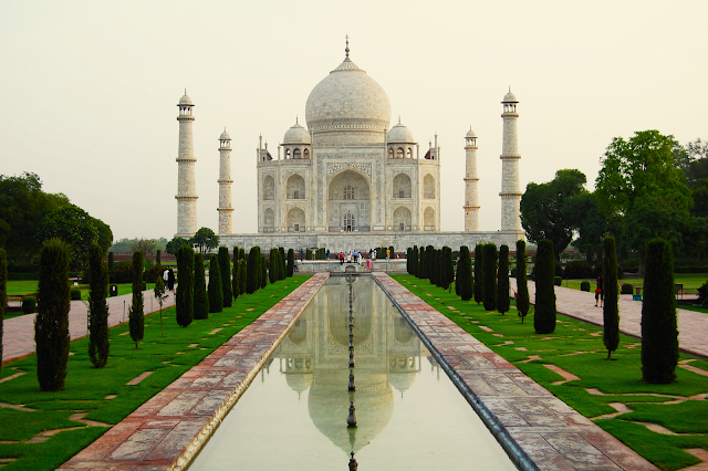 The Amazing Story of the Taj Mahal