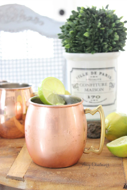 Maison Decor Behind The Cocktail The Moscow Mule