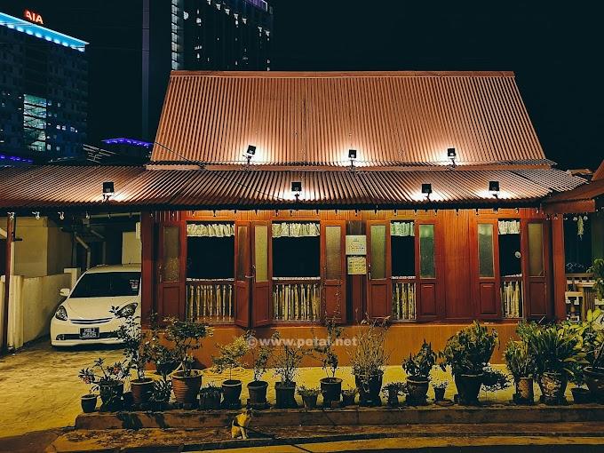 Rumah Melayu Melaka Kampung Morten