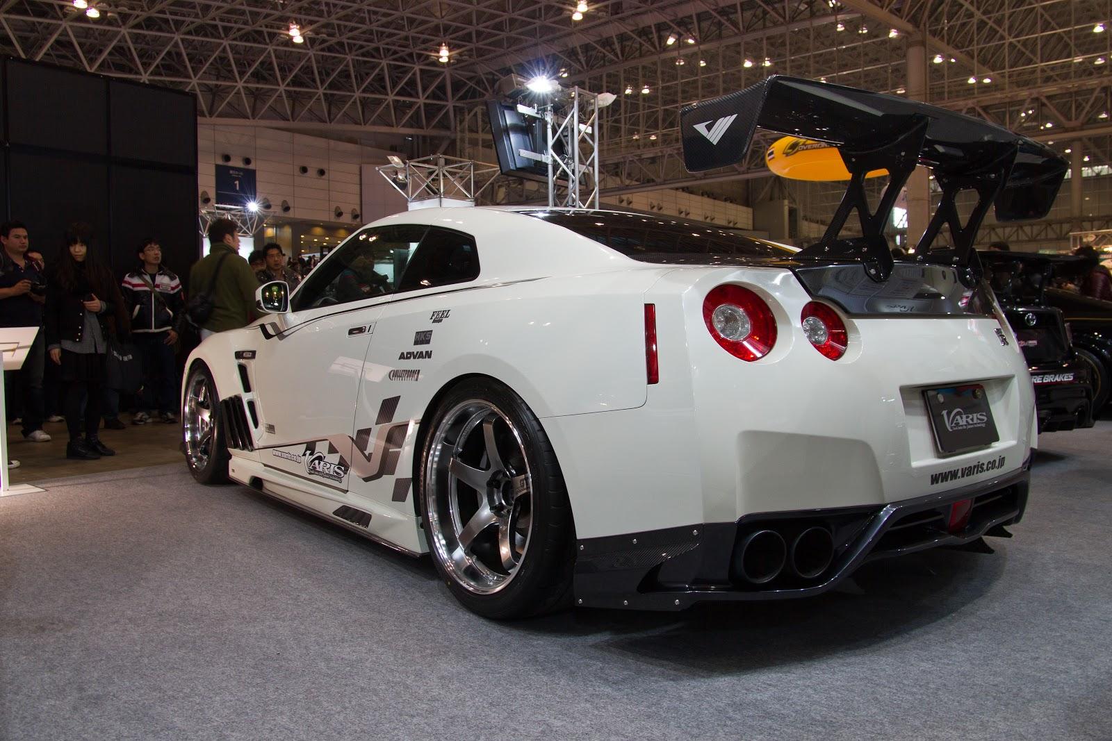 Kaizen Tuning Blog: Tokyo Auto Salon 2013