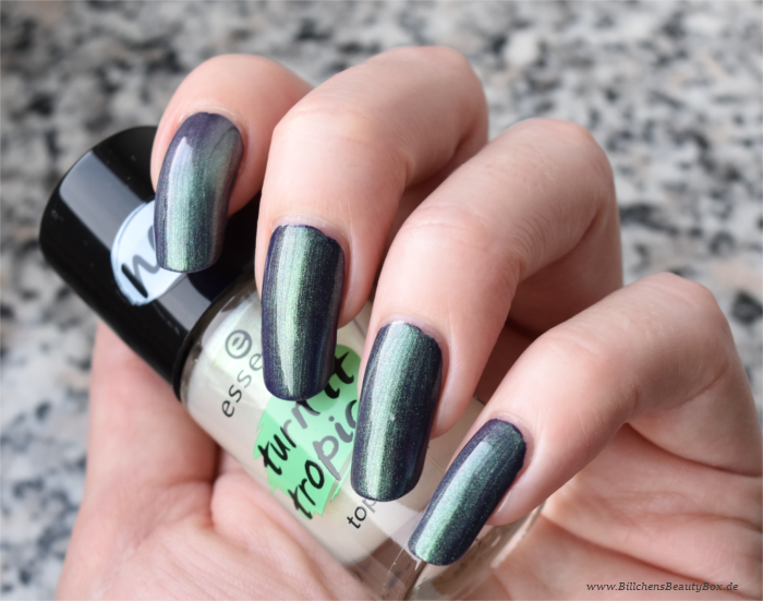 essence turn it tropical Top Coat