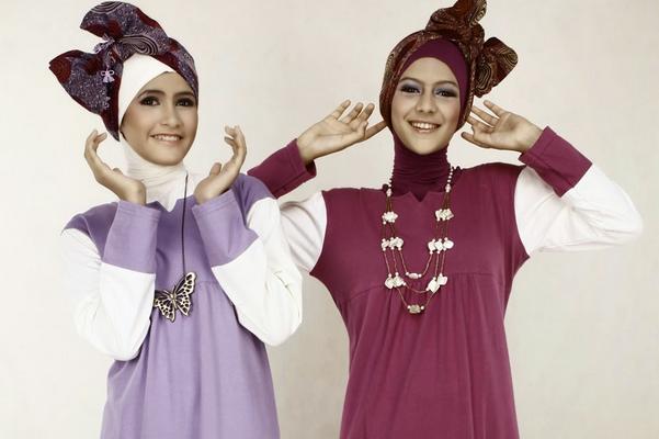 Baju Muslim Lebaran Untuk Anak Remaja