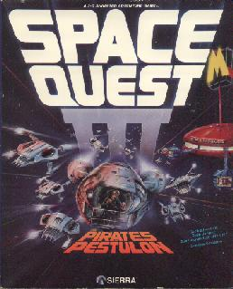 Space Quest III - The Pirates of Pestulon