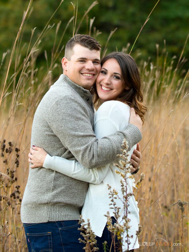 Ann Arbor Nichols Arboretum Engagement Session - SudeepStudio.com Ann Arbor Wedding Photographer