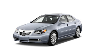Dream Fantasy Cars-Acura RL 2012