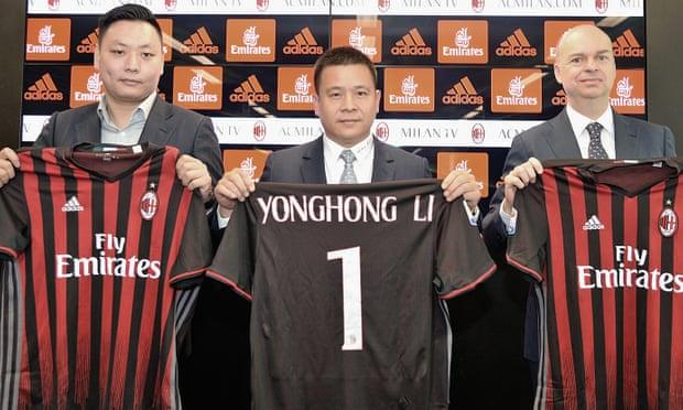 Kisah Tentang Boss AC Milan yang Tidak Disukai