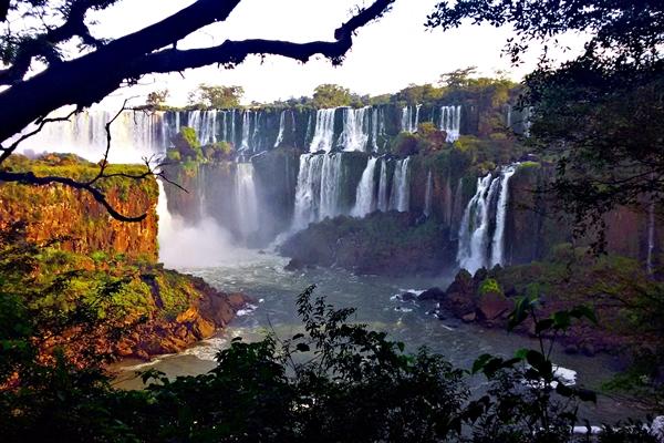 Cataratas del Iguazú - Circuito Inferior