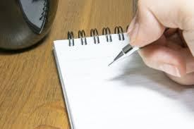 Anotações das metas