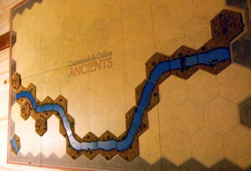 Terrain Tiles for Command and Colors: Ancients