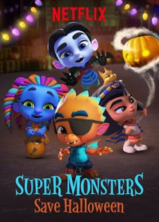 SUPER MONSTERS SAVE HALLOWEEN In Tomana Dublat