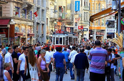 Istanbul City Turkey