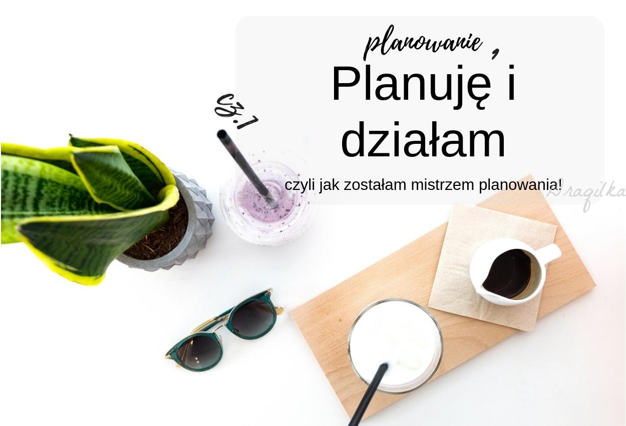 Planowanie dla samego planowania, czy jednak planowanie a potem działanie... cz. 1.