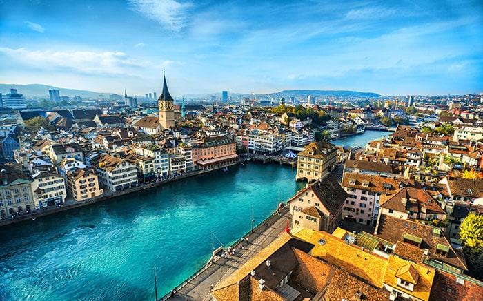 Рейтинг самых дорогих городов – Цюрих