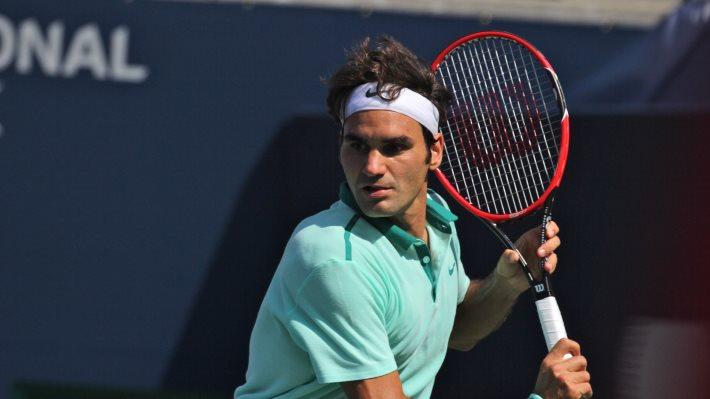 Wallpaper 2: Roger Federer