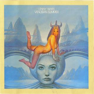 Lenny White - 1975 - Venusian Summer