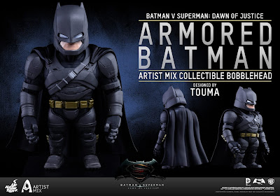 Batman v Superman: Dawn of Justice Armored Batman Artist Mix Figure by Touma & Hot Toys