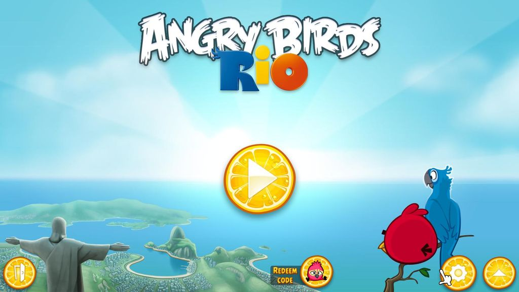 The Center Download Game Angry Birds Rio Game