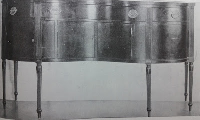 Sheraton School Desk - 1800