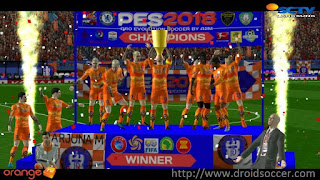 FTS Mod PES 2018 by ARJUNA_AM Apk + Data Obb