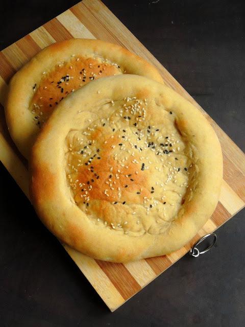 Uyghur Nan Bread, Xinjiang  Naan Bread
