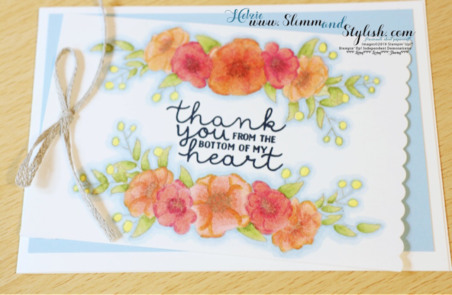 Bloom and Grow Stampin Up
