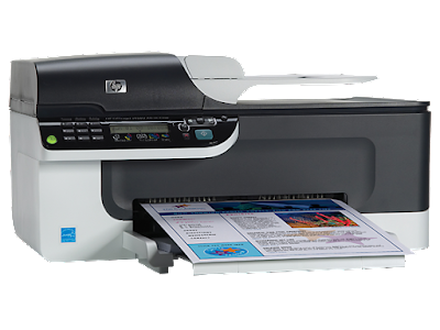 HP Officejet J4550 Printer Driver Download
