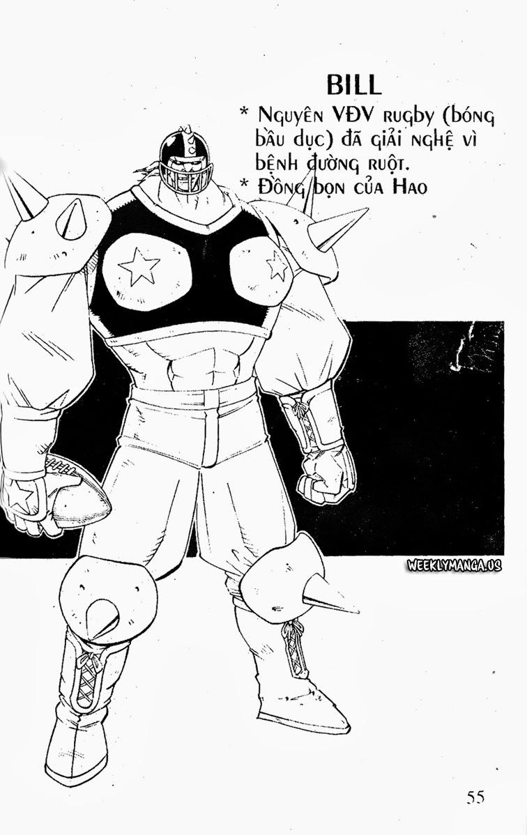 Shaman King [Vua pháp thuật] chap 180 trang 22
