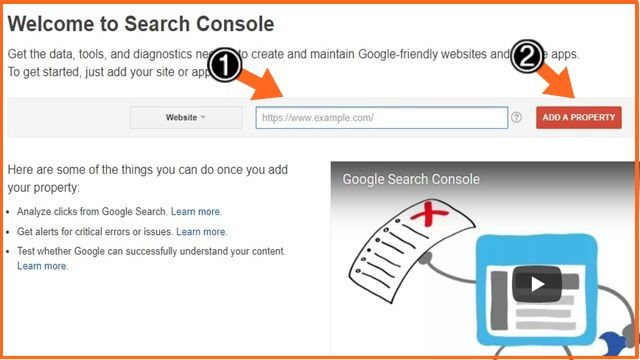 Google Search Console में Blog Submit कैंसे करें