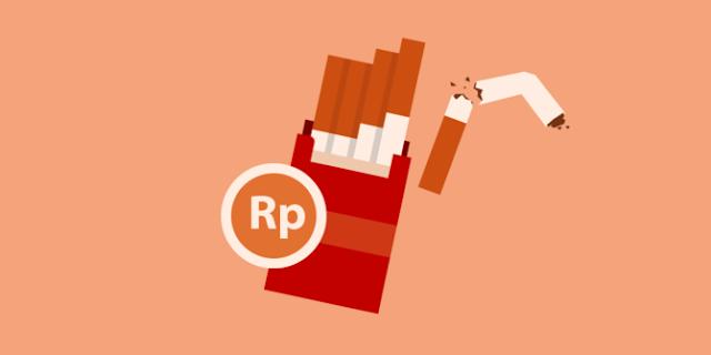 Kenaikan Harga Rokok untuk Pertumbuhan Ekonomi Indonesia ?