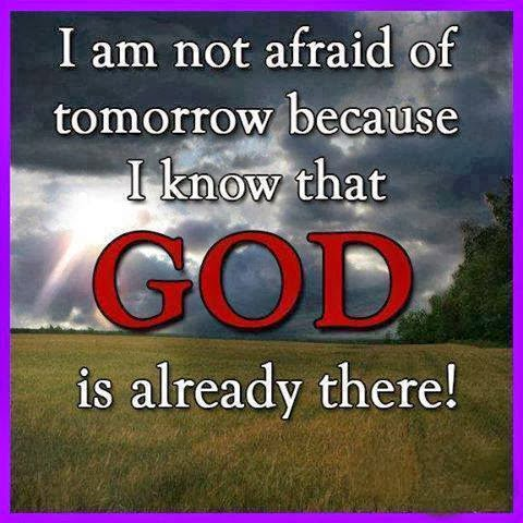 Dont Afraid God is With Us