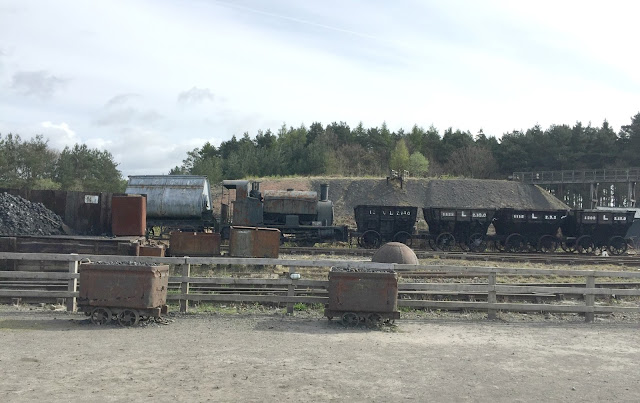 mine area beamish