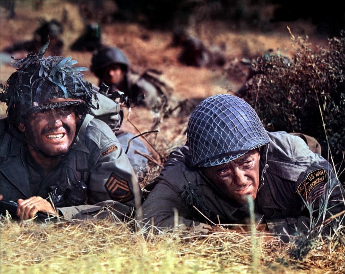 War Movie : Anzio (1968)