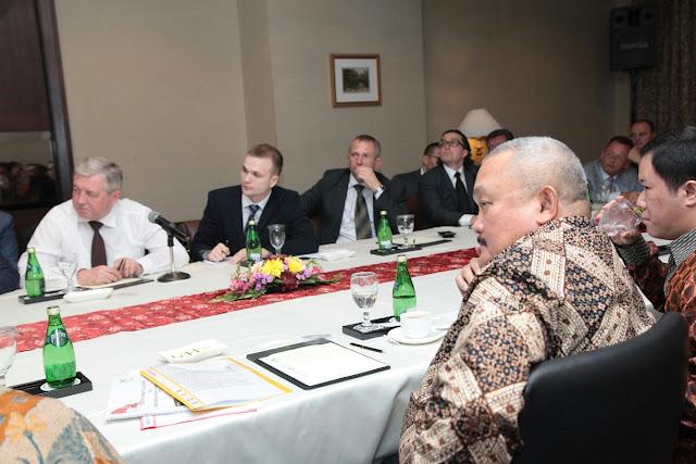 Gubernur Sumsel satu-satunya Kepala Daerah Bertemu Wakil Perdana Menteri Belarusia
