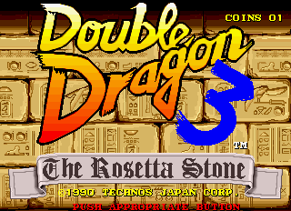 Double Dragon 1 - 3 (Mame) - Download Game PS1 PSP Roms ...