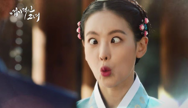 Drama My Sassy Girl Lakonan Joo Won Dan Oh Yeon Seo