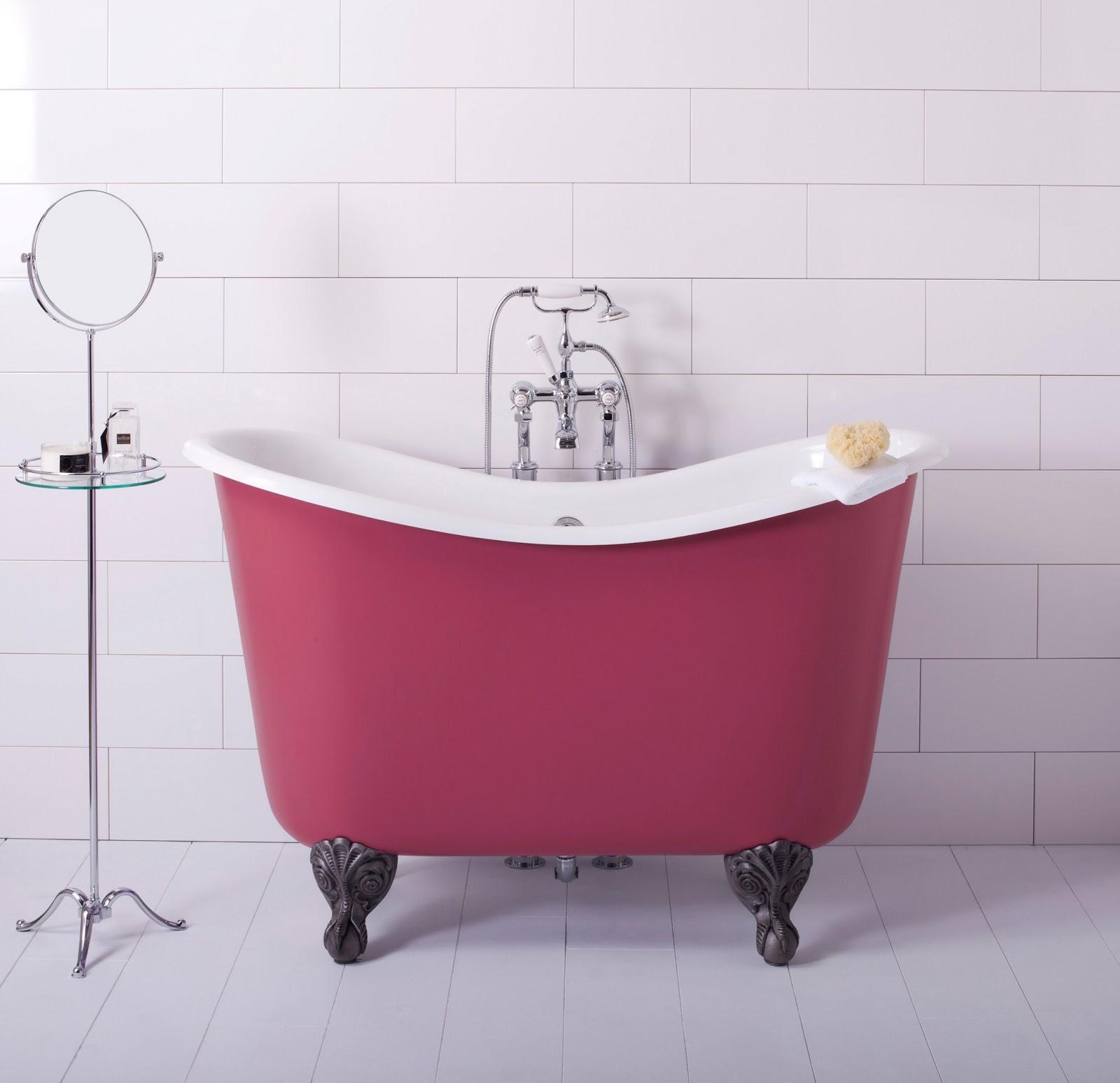 The albion bath company ltd deep bath tubs the albion - Deep soaking tub for small bathroom ...